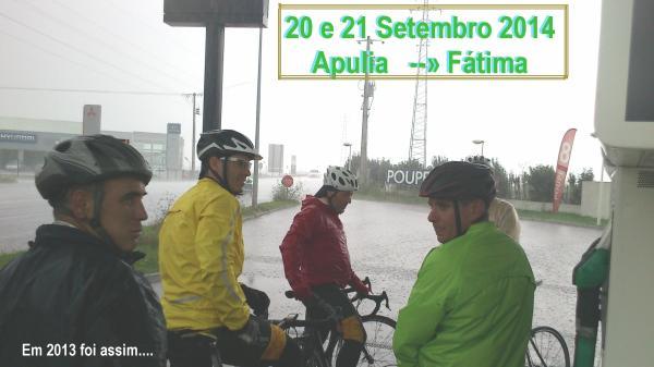 A caminho de Fatima